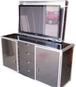 good flight case meuble dco with fly meuble bar. Black Bedroom Furniture Sets. Home Design Ideas